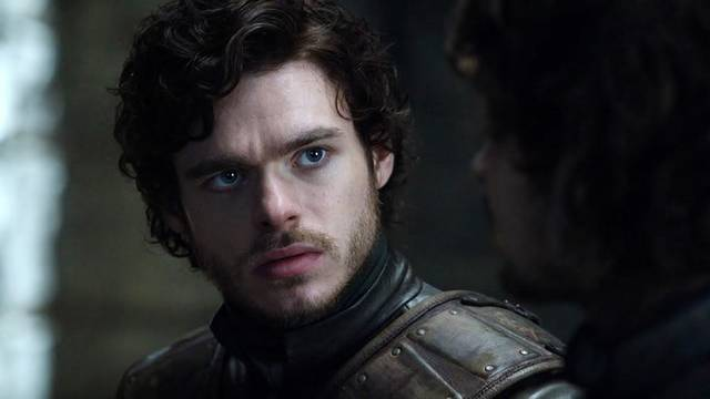 Robb Stark, the King of the North.