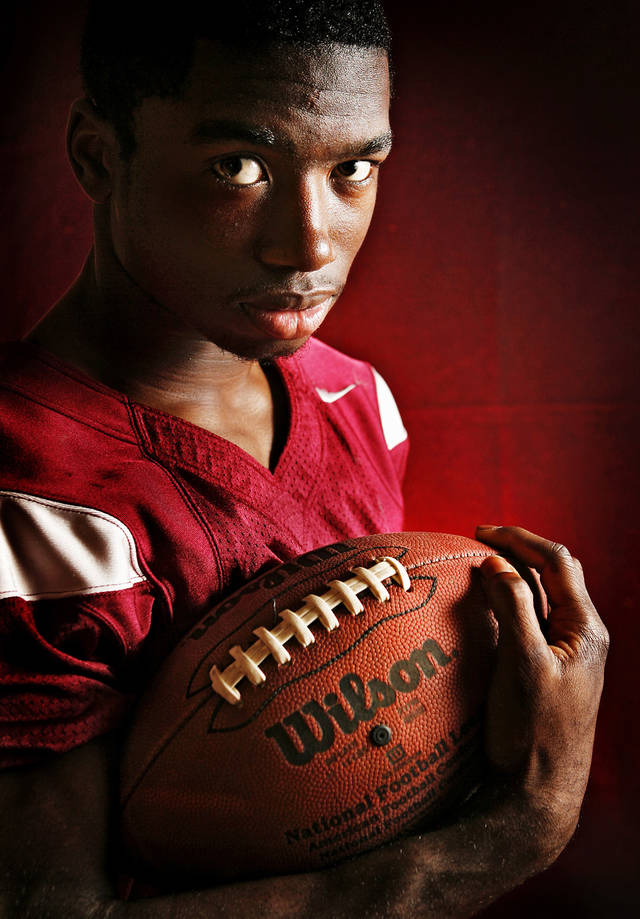 Owasso High School's King Jack Washington All State Halfback.
