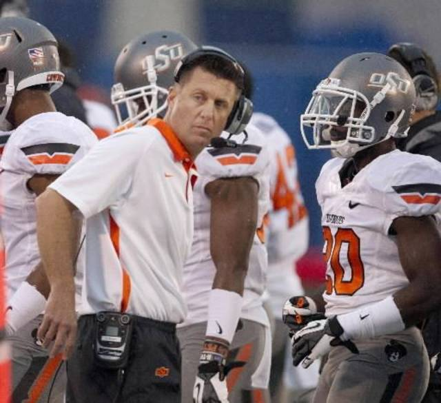 Cowboys coach Mike Gundy calls this the toughest week of preseason camp.