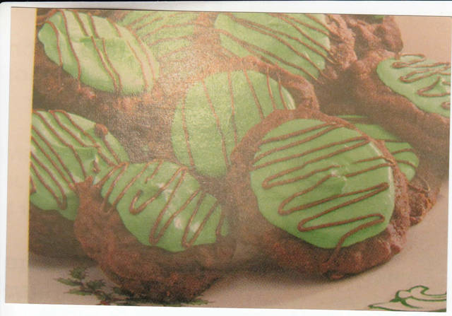 #4 top voted cookie in our �12 Days of Cookies� contest brought to you by Hiland is from Edra Hawkins.