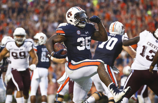 'Finish it off right': Auburn arriving for Sugar Bowl