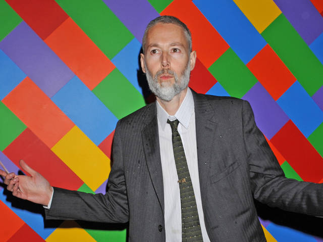 """FILE - In this Oct. 11, 2010 file photo, Beastie Boys' Adam Yauch arrives for the world premiere of the new movie """"Jackass 3D,""""in New York. Yauch, the gravelly voiced Beastie Boys rapper who co-founded the seminal hip-hop group, has died at age 47. The cause of death wasn't immediately known. Yauch, who's also known as MCA, was diagnosed with a cancerous parotid gland in 2009. (AP Photo/ Louis Lanzano, file)"""