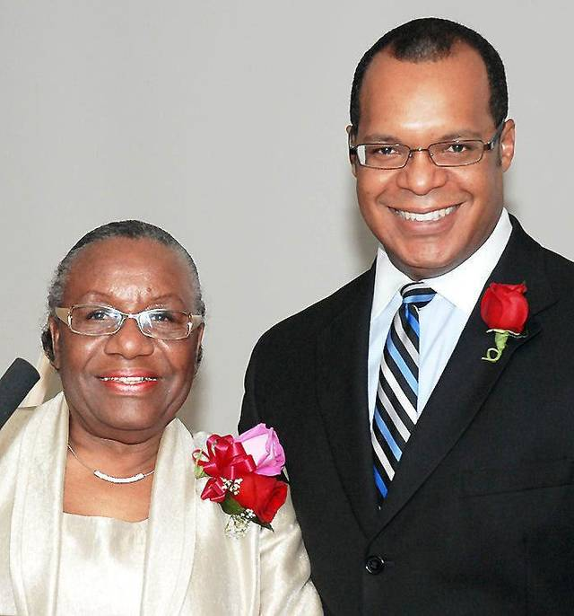 Willa Johnson, Wendell Edwards. PHOTO PROVIDED