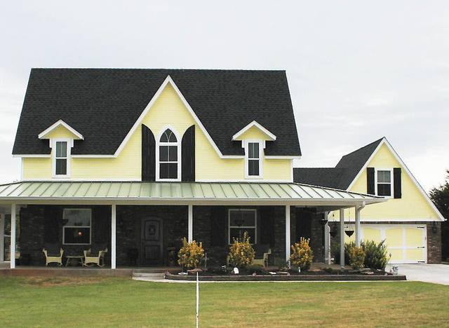 The Listing of the Week is at 2450 County Road 1196 in the Blanchard city limits. Photo provided
