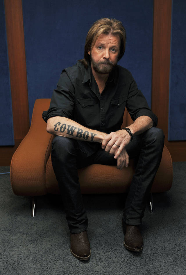 Country singer Ronnie Dunn is shown in Nashville, Tenn.  AP File Photo <strong>Donn Jones</strong>