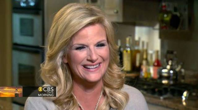 "Trisha Yearwood on ""CBS This Morning"""