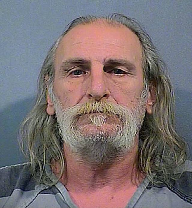 "Von. I. Meyer, 60, of Cedar Lake, Ind., is seen in an undated photo provided by the Lake County Sheriff�s Department. Meyer, who allegedly threatened Friday to ""kill as many people as he could"" at Jane Ball Elementary School in Cedar Lake was arrested Saturday, Dec. 15, 2012 by officers who later found 47 guns and ammunition hidden throughout his home.  Meyer's home is less than 1,000 feet from the school and linked to it by trails and paths through a wooded area, police said. (AP Photo/Lake County Sheriff�s Department)"