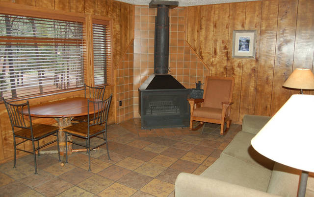 State Park gift certificates can be used for lodge rooms and cabins in the state parks. PHOTOS PROVIDED