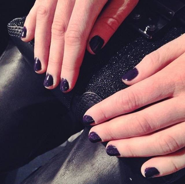 This shade, called Crossroads, was previewed during Phillip Lim's fashion show in New York.
