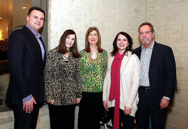 Simon Shingleton, Dana Galiga, Cindy Raby, Katie Pearce, Mark Gautreaux.
