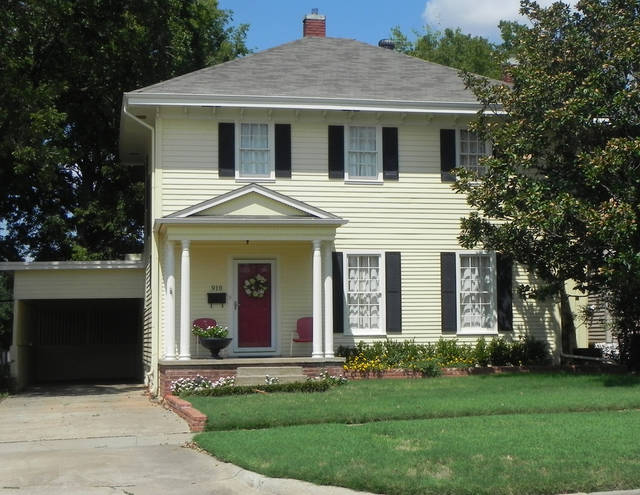 The Listing of the Week is at 910 E Cleveland Ave. in Guthrie. Photo provided
