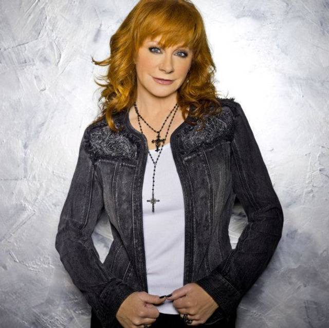Reba McEntire  wears an embellished denim jacket from the Reba line. Photo provided. <strong></strong>