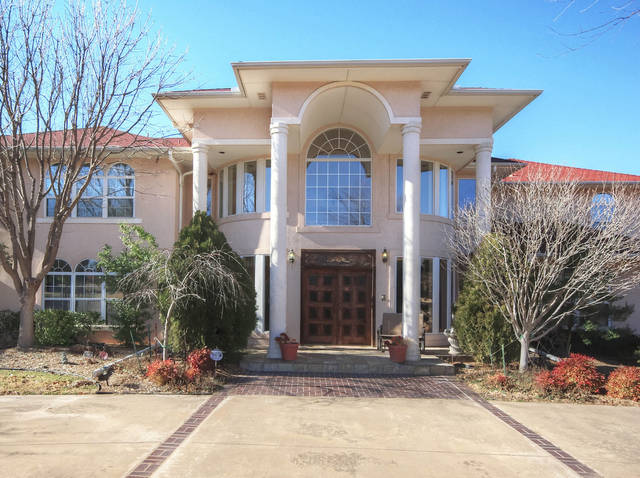 The Listing of the Week is at 1801 Starboard Cove in Edmond. Photo provided