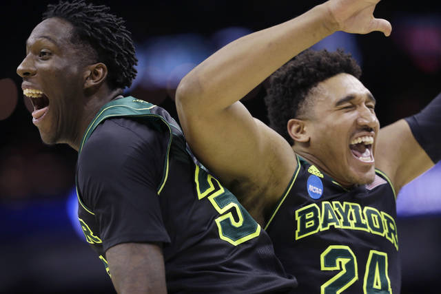 Besides Baylor and Iowa State, the Big 12 has been disappointing in the NCAA Tournament. (AP Photo/David J. Phillip)
