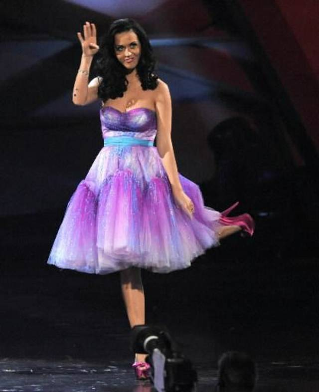 Katy Perry (AP file)