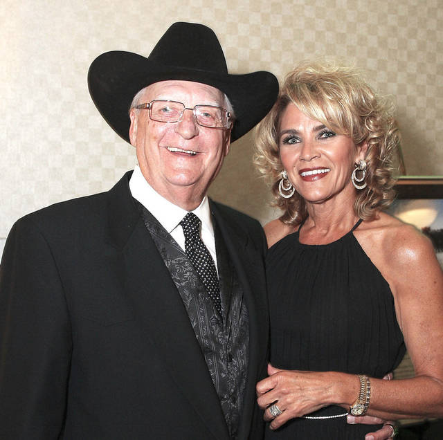 Bob and Janine Funk.  Photos by David Faytinger, for the Oklahoman