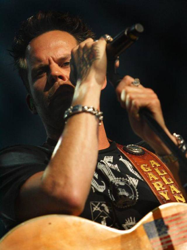 Country singer-songwriter Gary Allan is playing Saturday during the PRCA Xtreme Bulls Tour at the Oklahoma State Fair. Photo provided. <strong></strong>