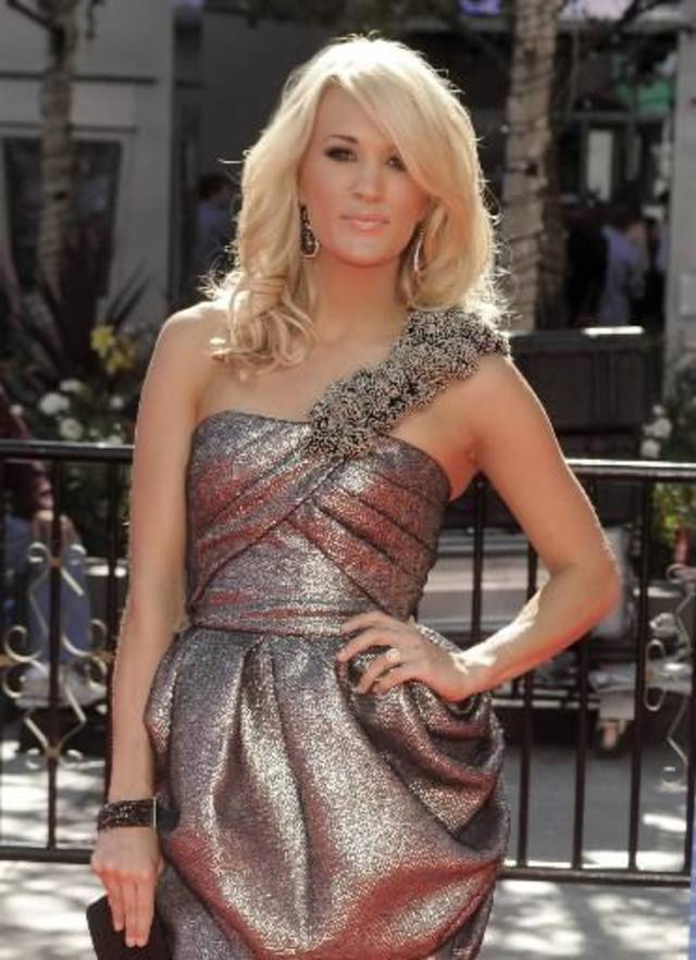 Carrie Underwood (Associated Press file photo)