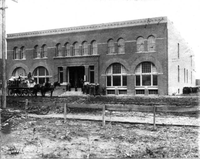Spring of 1902, What was once Oklahoma City Hardware Co