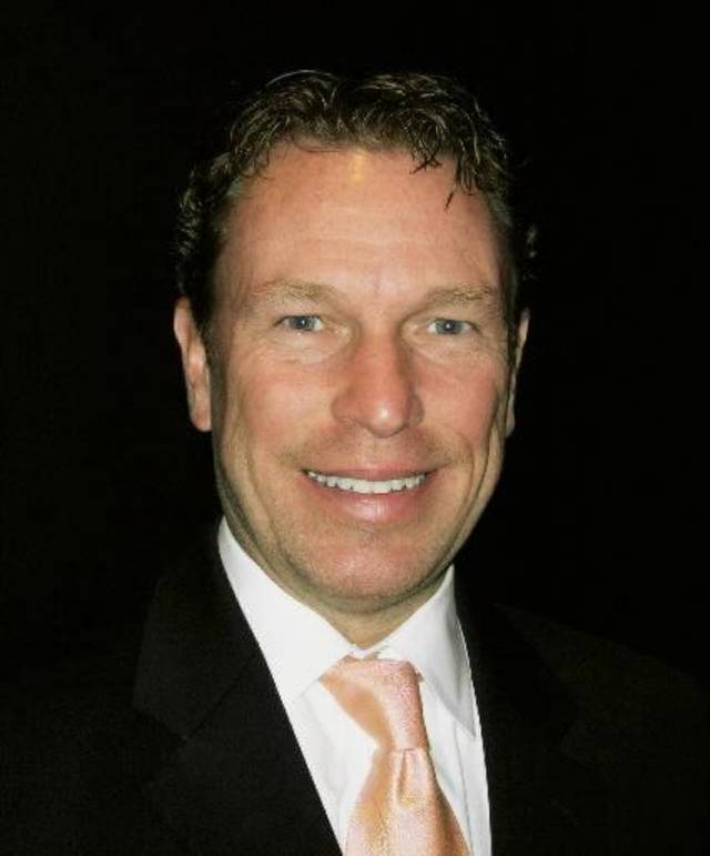 Michael Morrison is chief executive of COMTECH. <strong></strong>