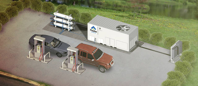 GE and Chesapeake Energy Corporation Announce Collaboration to Speed Adoption of Natural Gas as Transportation Fuel