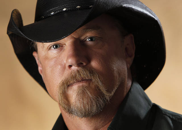 Country singer Trace Adkins will headline the Jan. 24 GMA Gospel Hall of Fame ceremony.  AP PHOTO