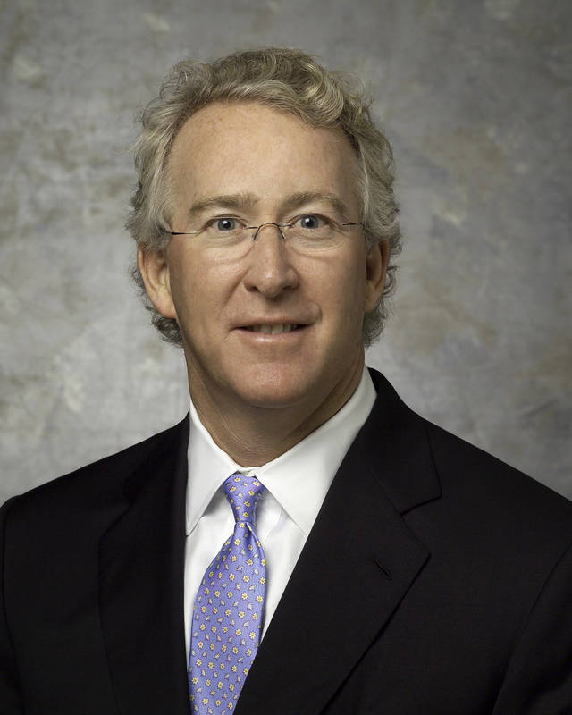 Aubrey McClendon, CEO, Chesapeake Energy Corporation. Provided Dec. 14, 2010. ORG XMIT: KOD
