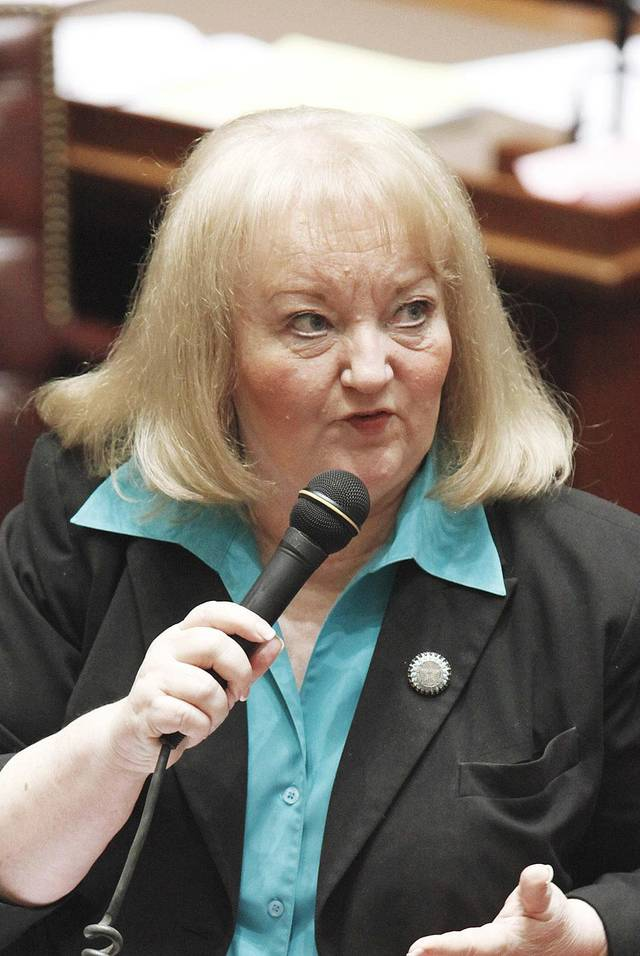 Sen. Debbe Leftwich denied new position was created for her.