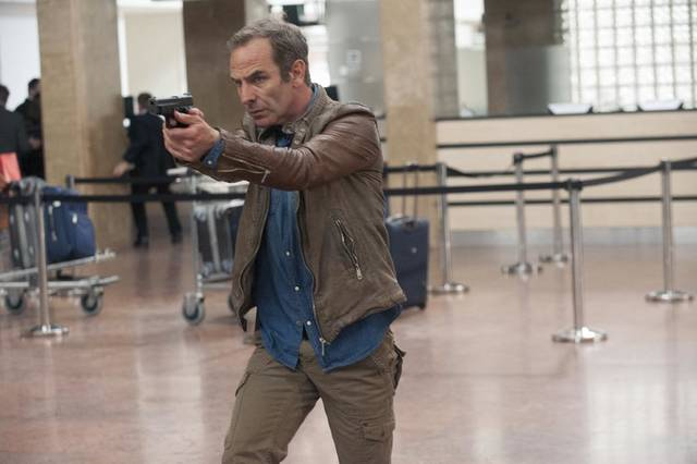 Robson Green in Cinemax�s hit action series �Strike Back.� - Photo by Liam Daniel/Cinemax