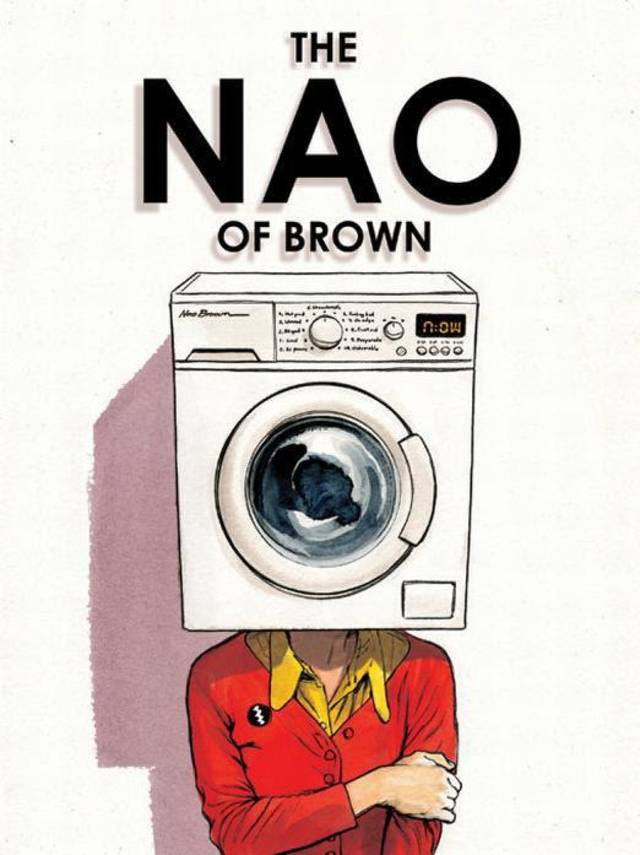 """The Nao of Brown."" SelfMadeHero. <strong></strong>"