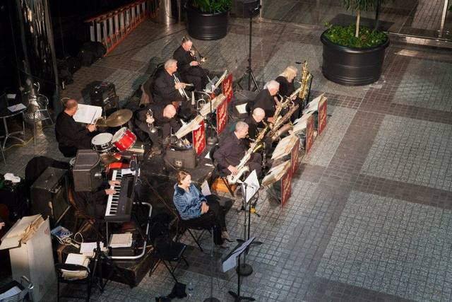 The Al Good Orchestra performs at Opening Night 2013. The longtime local favorite will return for Opening Night 2014. Photo provided by the Arts Council of Oklahoma City.