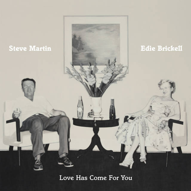 "This CD cover image released by Rounder Records shows ""Love Has Come for You,"" by Steve Martin. (AP Photo/Rounder)"