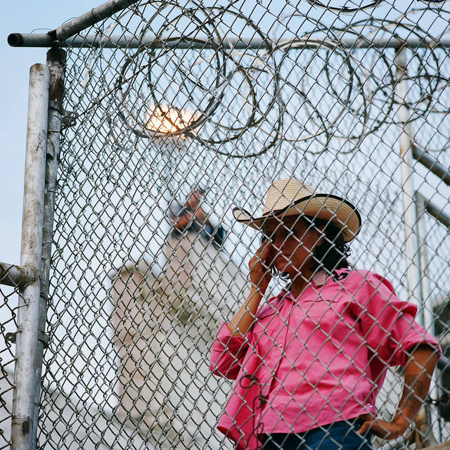 """Sweethearts of the Prison Rodeo,"" a documentary by Bradley Beesley, is among the films that will be shown during the deadCENTER film festival. PHOTO BY SHANE BROWN ORG XMIT: 0905071532479367"