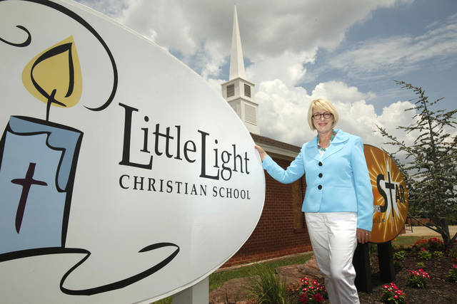 Robin Khoury and her LIttle Light Ministries is opening a school for a certain group of at-risk children in September at Lone Star Baptist Church in Oklahoma City, OK, Tuesday. Her school will target children whose mother is now in prison or who has been in prison. July 10, 2012,  By Paul Hellstern, The Oklahoman