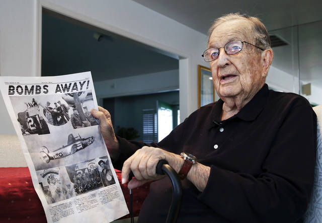 OKC vet recalls WWII plane\'s fateful final flight