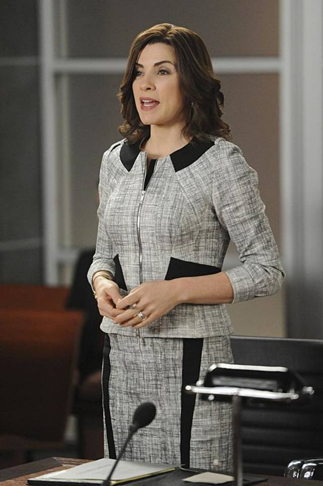 "Julianna Margulies stars in ""The Good Wife."" - Photo by David M. Russell/CBS ©2013 CBS Broadcasting, Inc. All Rights Reserved"