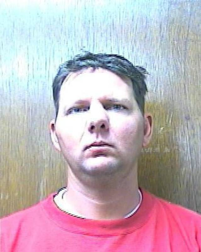 Jeffrey James Sanders The landscaper is  accused of fraud.