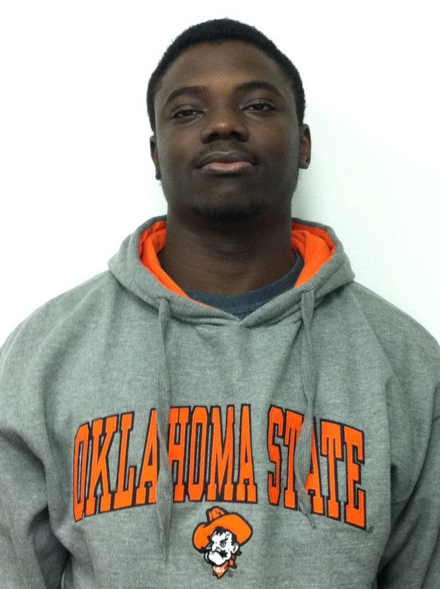 OSU football recruit Corion Webster. PHOTO PROVIDED <strong></strong>
