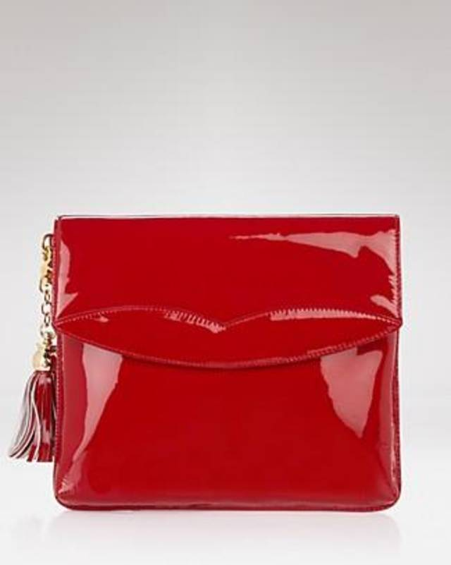 Z Spoke Zac Posen iPad clutch, $295 at Bloomingdale's.