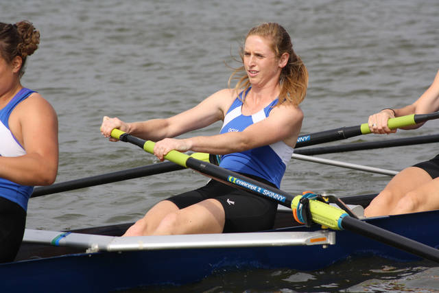 Regatta festival: OCU rower has high aspirations