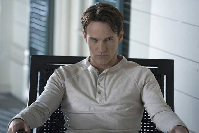 """True Blood"": Stephen Moyer. - Photo by John P. Johnson/Courtesy of HBO"