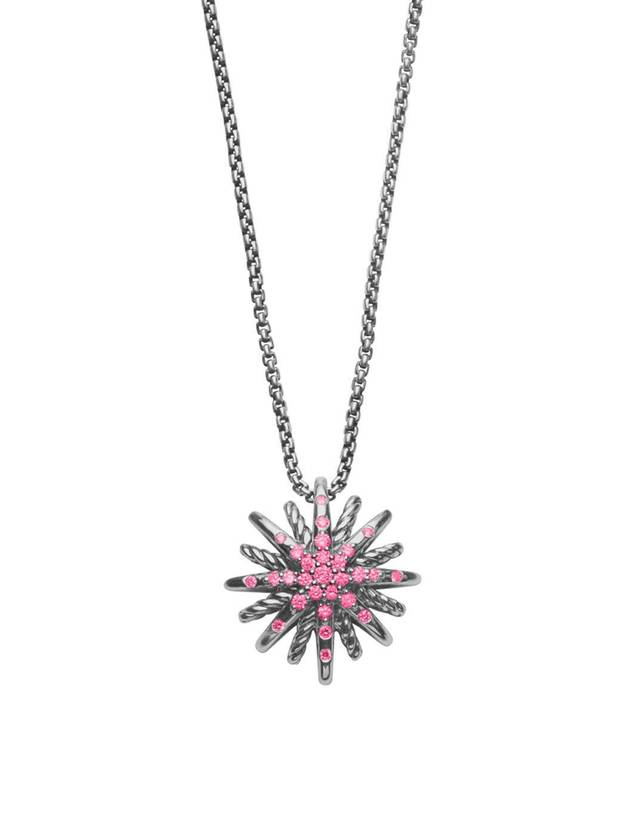 David Yurman Starburst Pendant.  (PRNewsFoto/David Yurman)