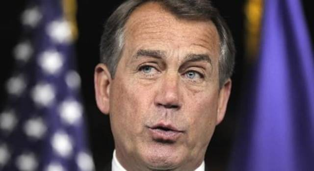 John Boehner - AP Photo