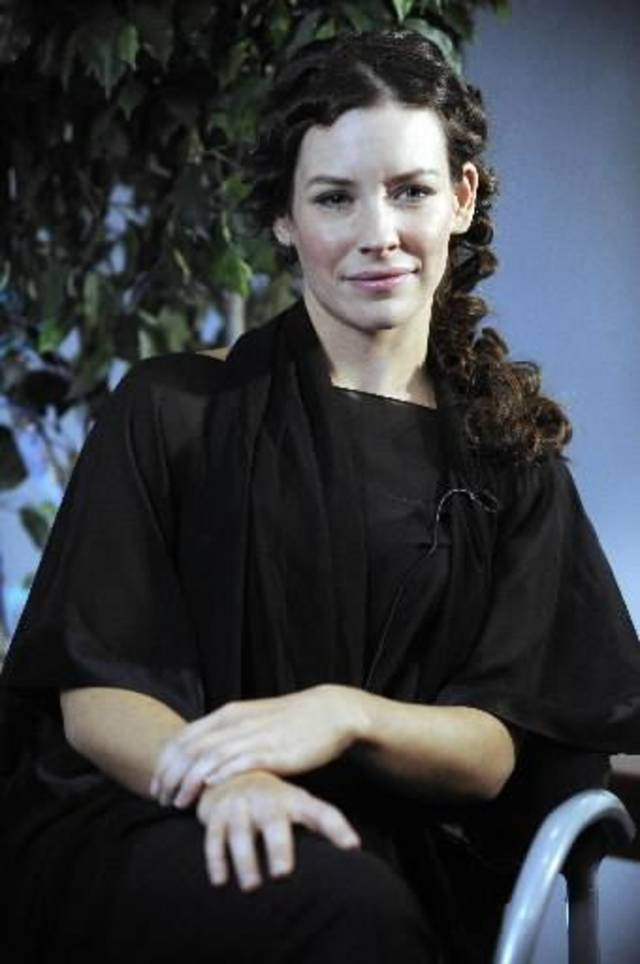 Evangeline Lilly (AP file)