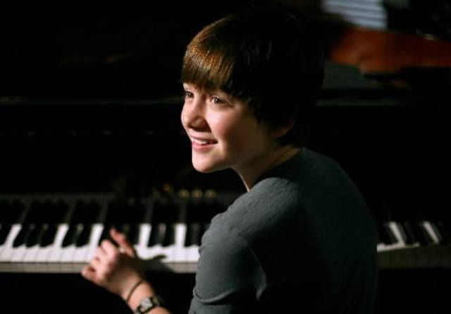 Greyson Chance (Photo by John Clanton, The Oklahoman)