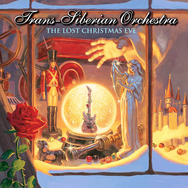 "Trans Siberian Orchestra's ""the Lost Christmas Eve."" <strong></strong>"