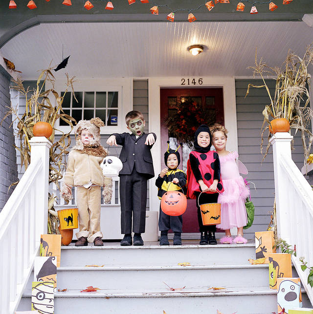 On Halloween, both trick-or-treaters and motorists need to be extra vigilant, according to a spokesman for the Oklahoma Safety Council. Photo provided.   <strong>Ryan McVay</strong>