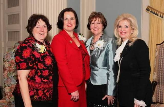 Raelene Hill, Shelly Soliz, Irene Costilow, Karen Mayfield. PHOTO BY DAVID FAYTINGER, FOR THE OKLAHOMAN