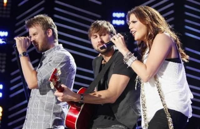 Lady Antebellum, who will open for McGraw Sunday at OKC's Zoo Amphitheatre, also perform at LP Field.