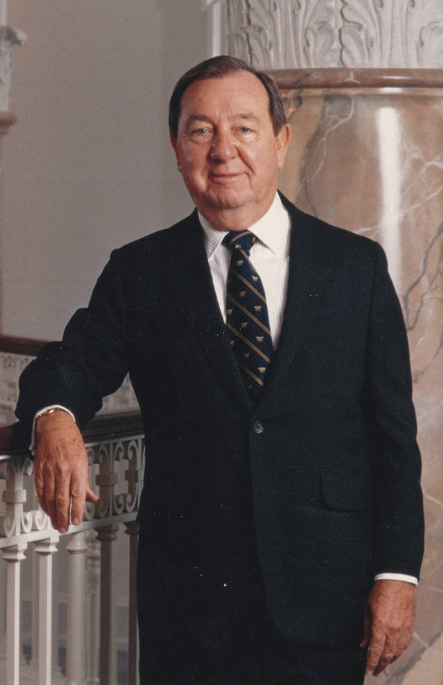 This image released by ABC7/WJLA-TV and News Channel 8, shows Joe Allbritton, founder of Allbrittion Communications. Allbritton, who became one of Washington's most influential men by building media and banking empires, died at the age of 87, on Wednesday, Dec. 12, 2012, at a hospital in Houston, where he lived. Allbritton's fortune was self-made, beginning with real estate trades and banking investments. By age 33, he was a millionaire.-His holdings include eight television stations, including WJLA, the ABC affiliate in Washington whose call letters bear his initials. He owned the Washington Star for several years and his son founded Politico. (AP Photo/ABC7/WJLA-TV and News Channel 8)